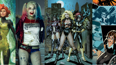 Birds of Prey Harley Quinn DC