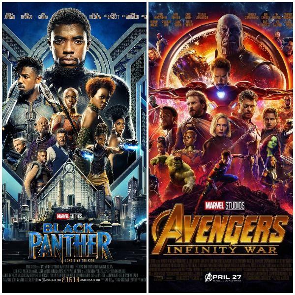 Avengers: Infinity War Black Panther Oscar