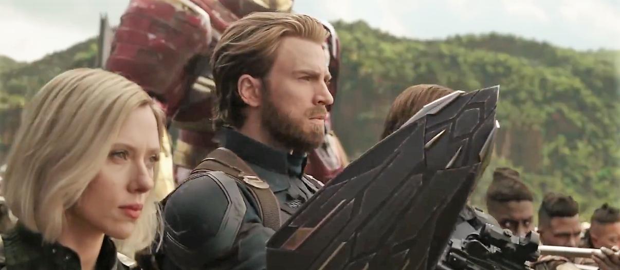 Avengers: Infinity War wakanda