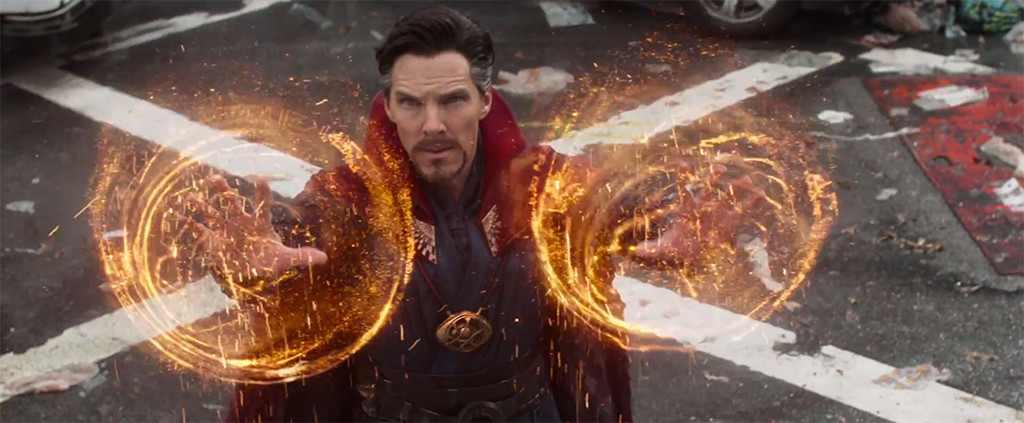 Avengers: Endgame Theory Doctor Strange