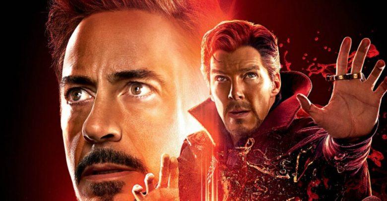 Avengers: Endgame Iron Man Doctor Strange