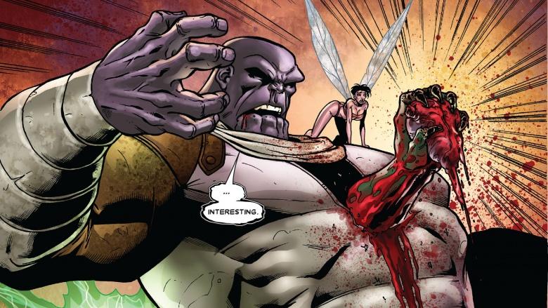 Drax The Destroyer Vs Venom: 10 Weirdest Weaknesses Of Mad Titan 'Thanos' You Wish You