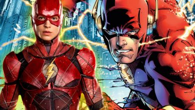 Photo of The Flash Solo Movie May Not Be Titled 'Flashpoint' After All