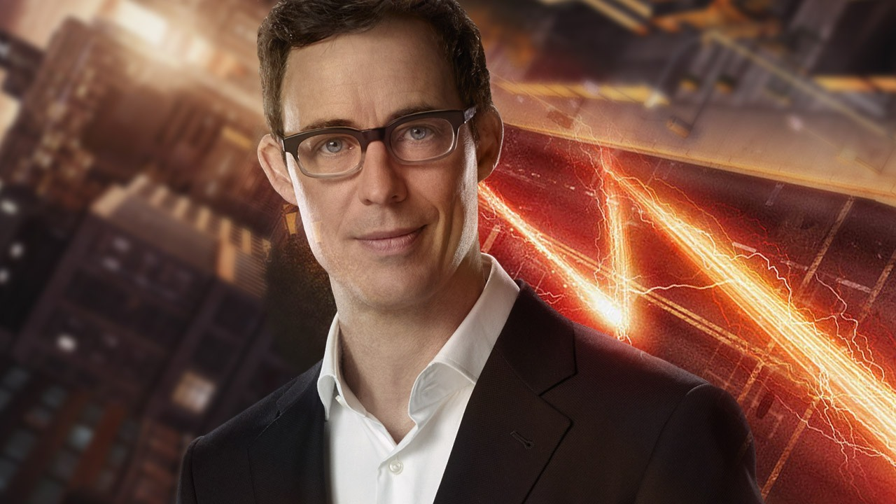 flash harrison wells