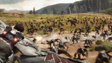 "Photo of Avengers Infinity War: Tons of Stunning Footage of The ""Battle of Wakanda"" Released Online"