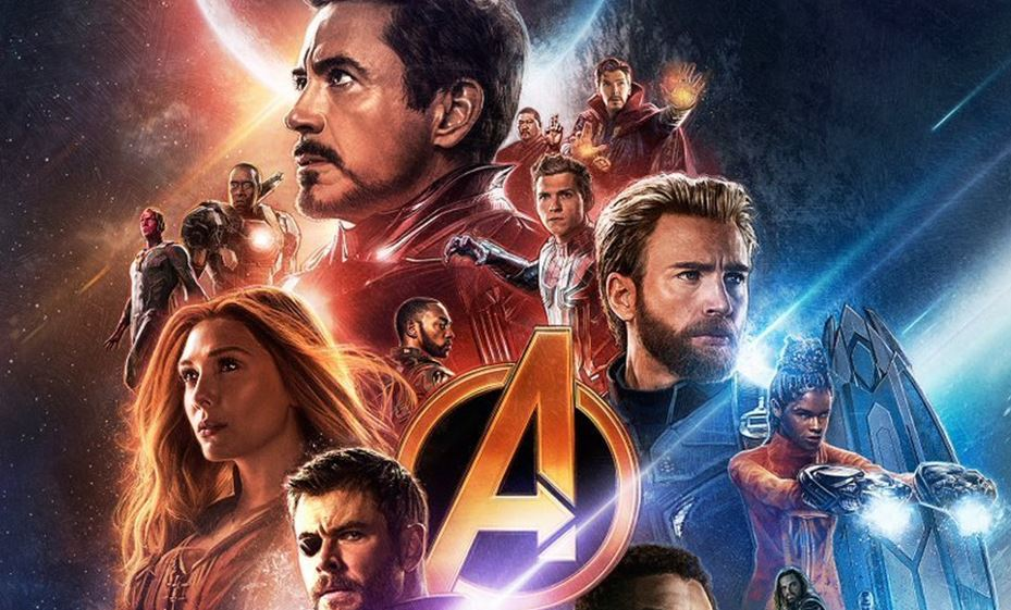 Brand New Avengers: Infinity War Posters And Promo Arts