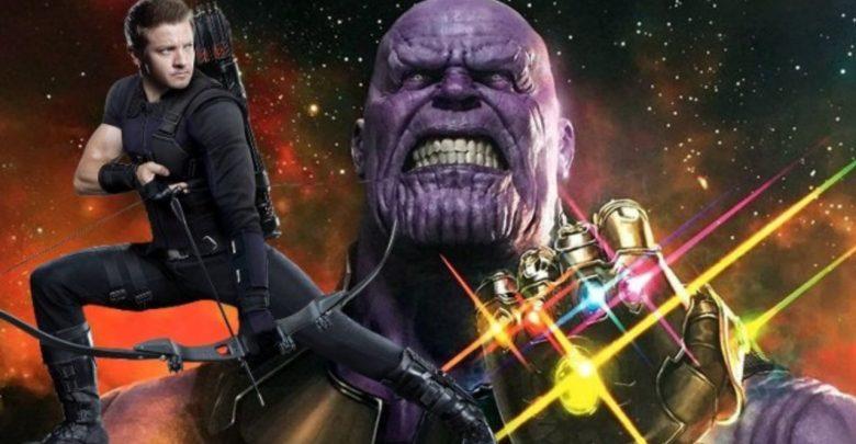 Avengers: Endgame Jeremy Renner Thanos