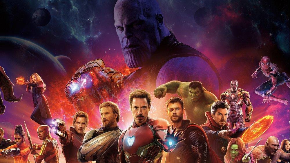 Disney Marvel Studios Avengers 5