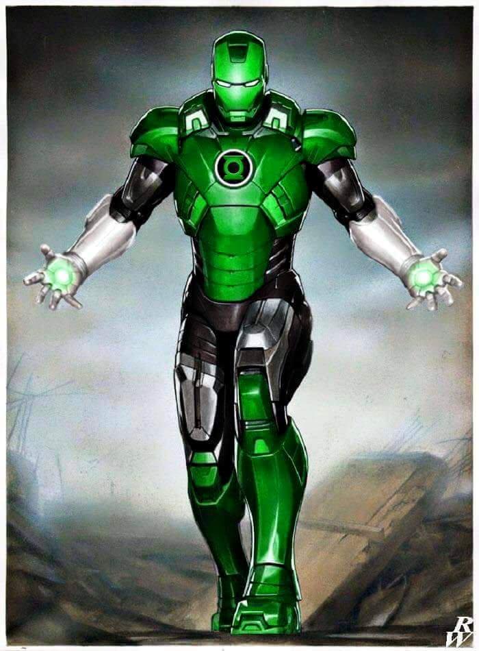 Battle Of The Hybrids Doctor Doomsday Vs Iron Lantern
