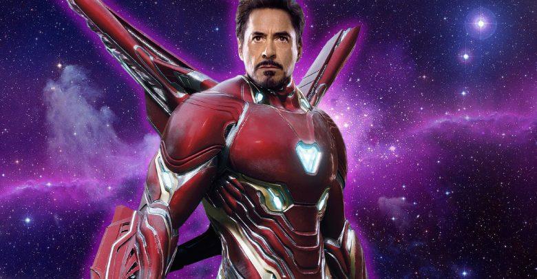 Avengers: Endgame Iron Man Mark 85 Armor Vibranium