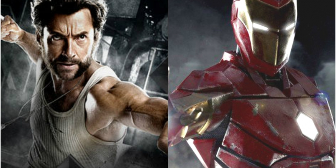 Iron Man Vs Wolverine
