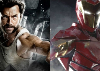Iron Man Vs Wolverine