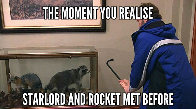 33 hilarious starlord memes that will have you roll on