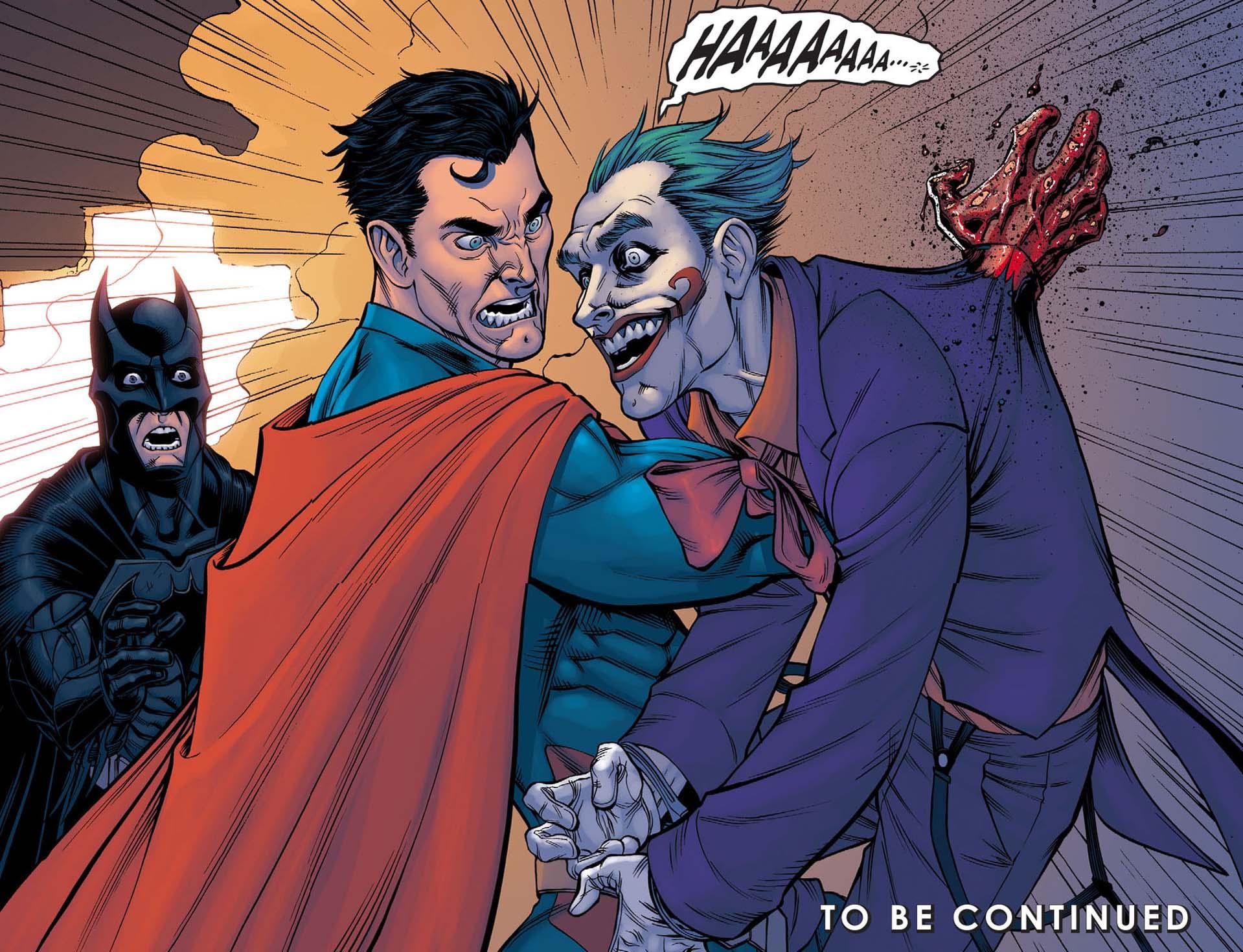 Injustice Movie Under Work Featuring Evil Superman