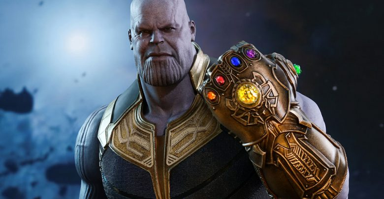 The Order of The Infinity Stones On Thanos' Gauntlet Revealed  Thanos