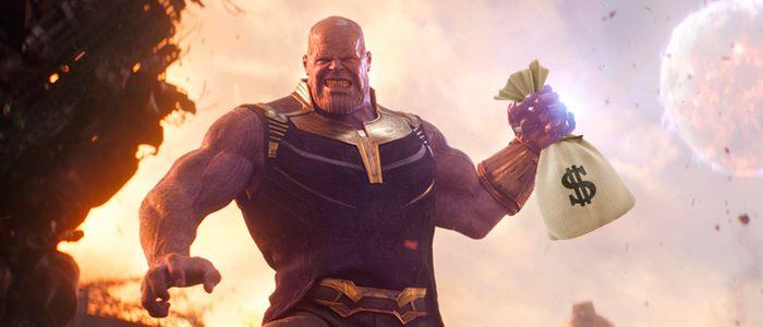 Infinity War Thanos Tony Stark Think Alike