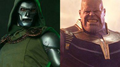 Photo of Thanos Vs Doctor Doom: Battle of The Big Bads