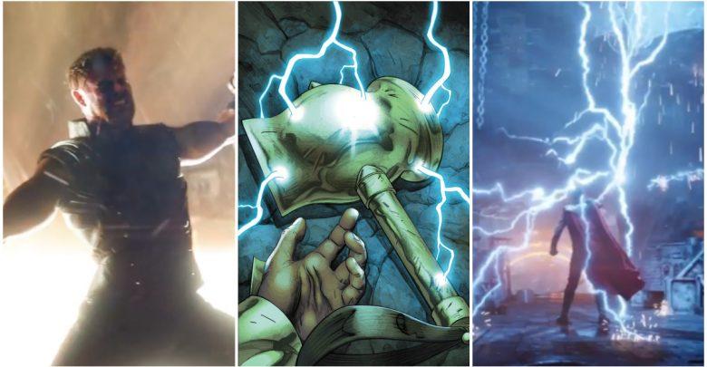 MCU Marvel Comics