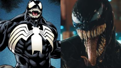 Photo of Here's Why Venom Will Not Wear The Spider Symbol In The Movie
