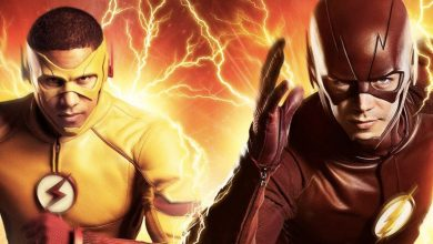 "Photo of 15 Reasons Why Wally West is the ""Fastest Man Alive"" Not Barry Allen"