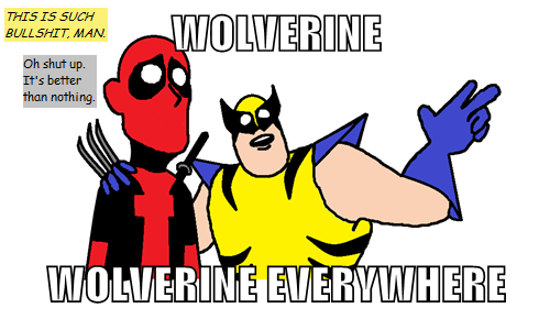 Deadpool And Wolverine Funny