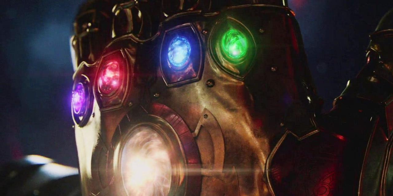 Avengers: Endgame Trailer Infinity Gauntlet