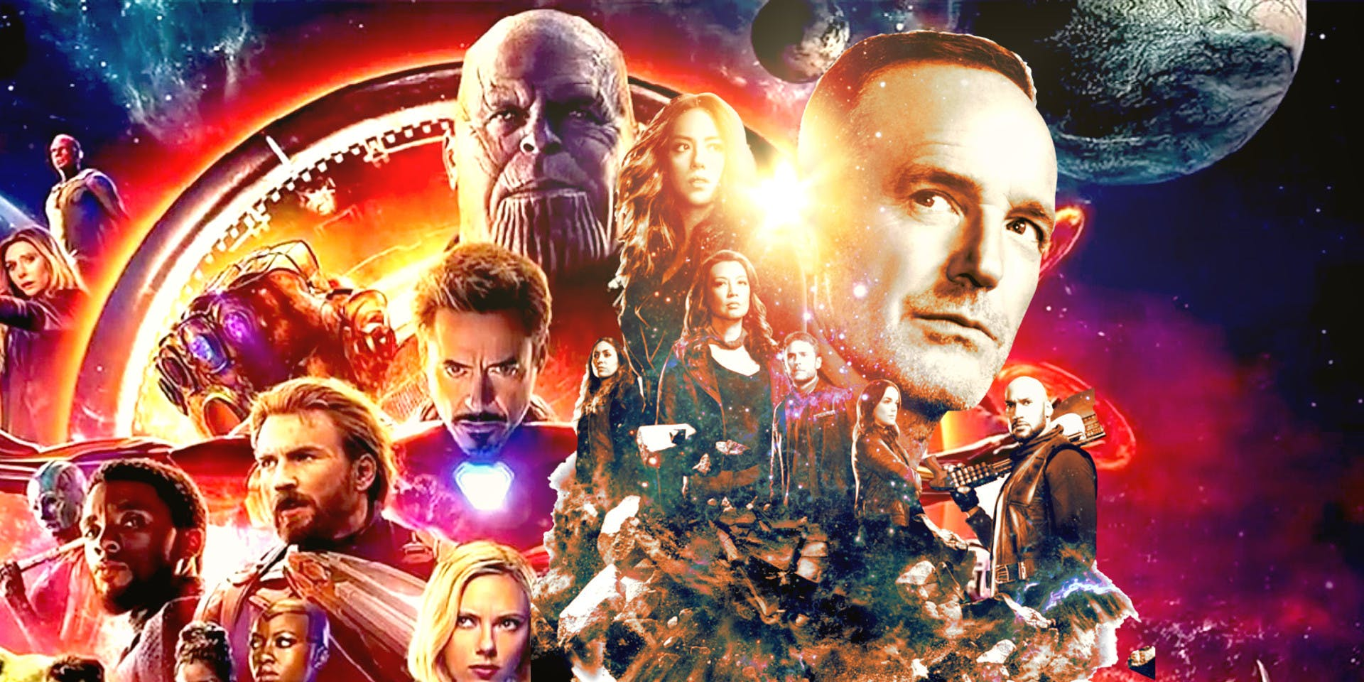 Avengers: Infinity War Reveals The Major Twist of Agents ...