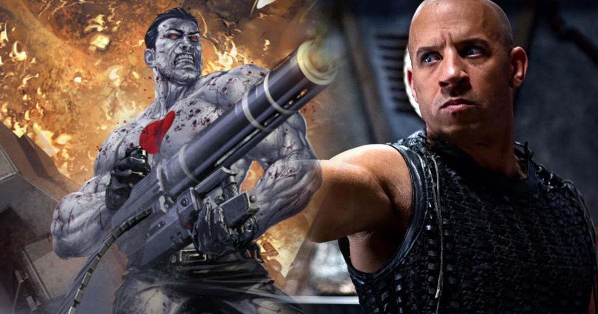 First Look of Vin Diesel as Bloodshot