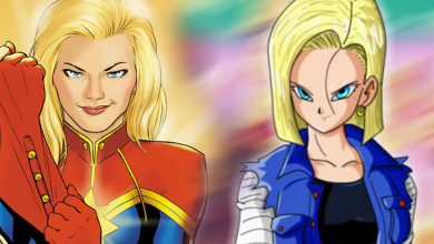 Photo of Captain Marvel Vs Android 18 – Which Blonde Bombshell Will Win This Fight???