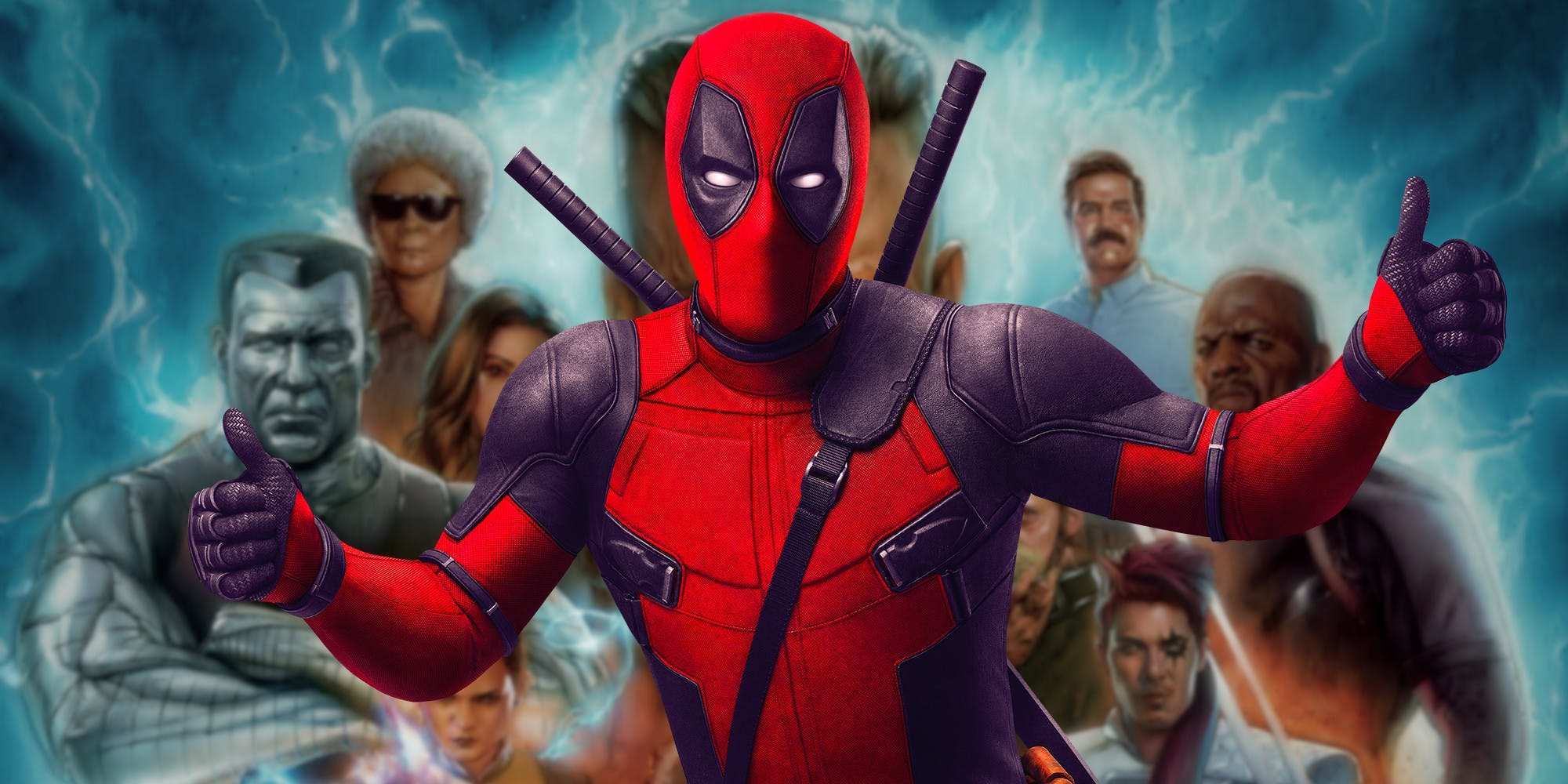 Bloopers & Gag Reel for Deadpool 2