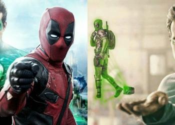 Deadpool vs Green Lantern Memes