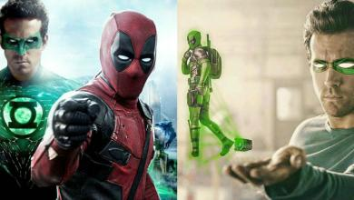Deadpool vs Green Lantern Memes
