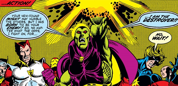 10 Drax The Destroyer Powers We Bet You Never Knew