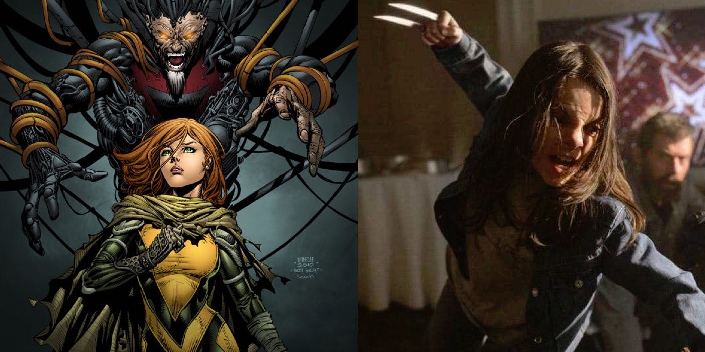 Cable's Daughter