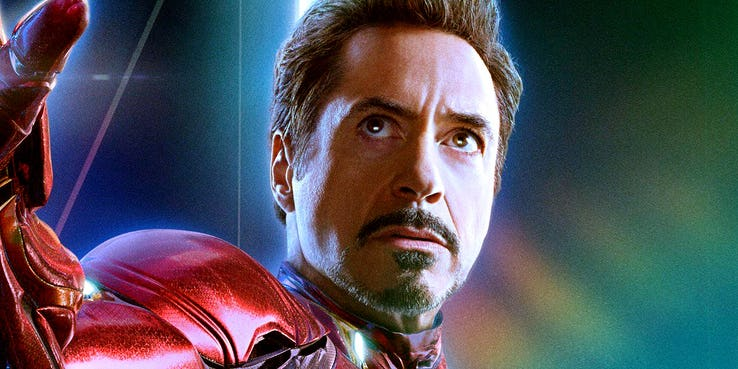 Iron Man Facts Marvel