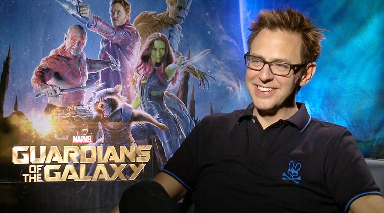 James Gunn Guardians of the Galaxy Vol. 3 Disney