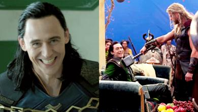 Photo of 33 Hilarious Loki Behind-The-Scene Images From The Movie Set
