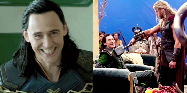 Loki Behind-The-Scene