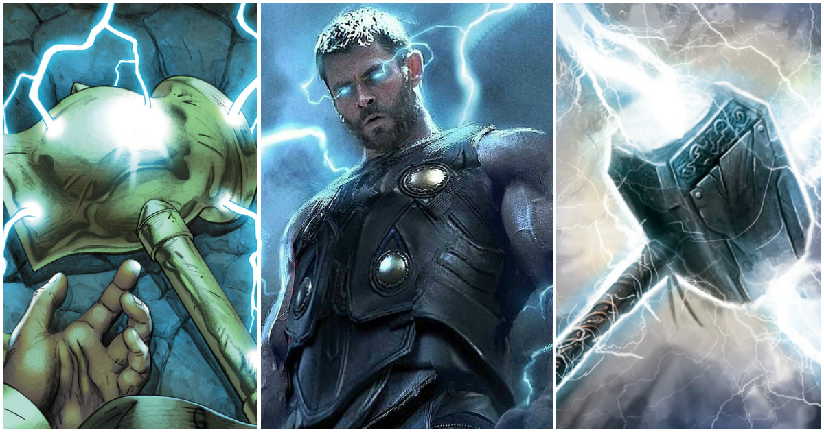 Infinity War: Here's Why Stormbreaker Looks More Like Ultimate Mjolnir and Not Beta Ray Bill's Weapon