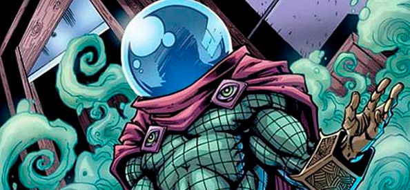 Abilities of Mysterio spider-man
