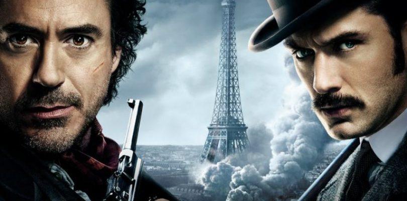 Robert Downey Jr Sherlock Holmes 3