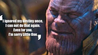 Photo of 18 Thanos Quotes From Infinity War That Will Leave A Lasting Impression