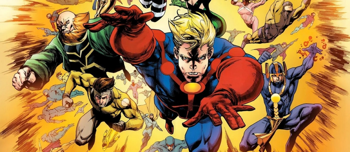 The Eternals MCU