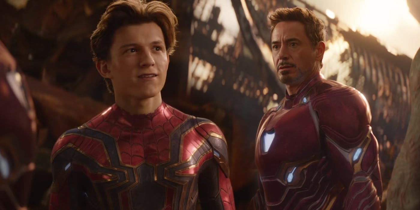 Spider-Man: Far From Home Trailer Iron Man Easter Egg