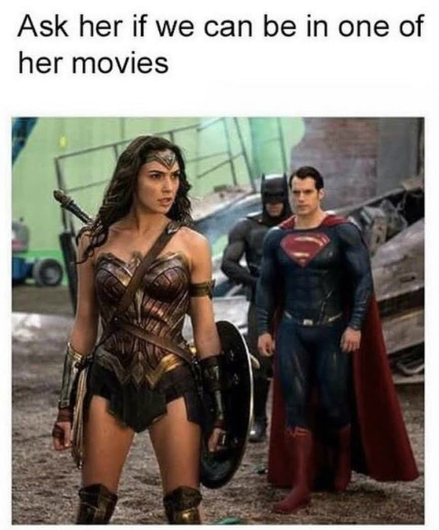 Quotes From Wonder Woman Movie: 39 Funniest Wonder Woman And Batman Memes That Will Make