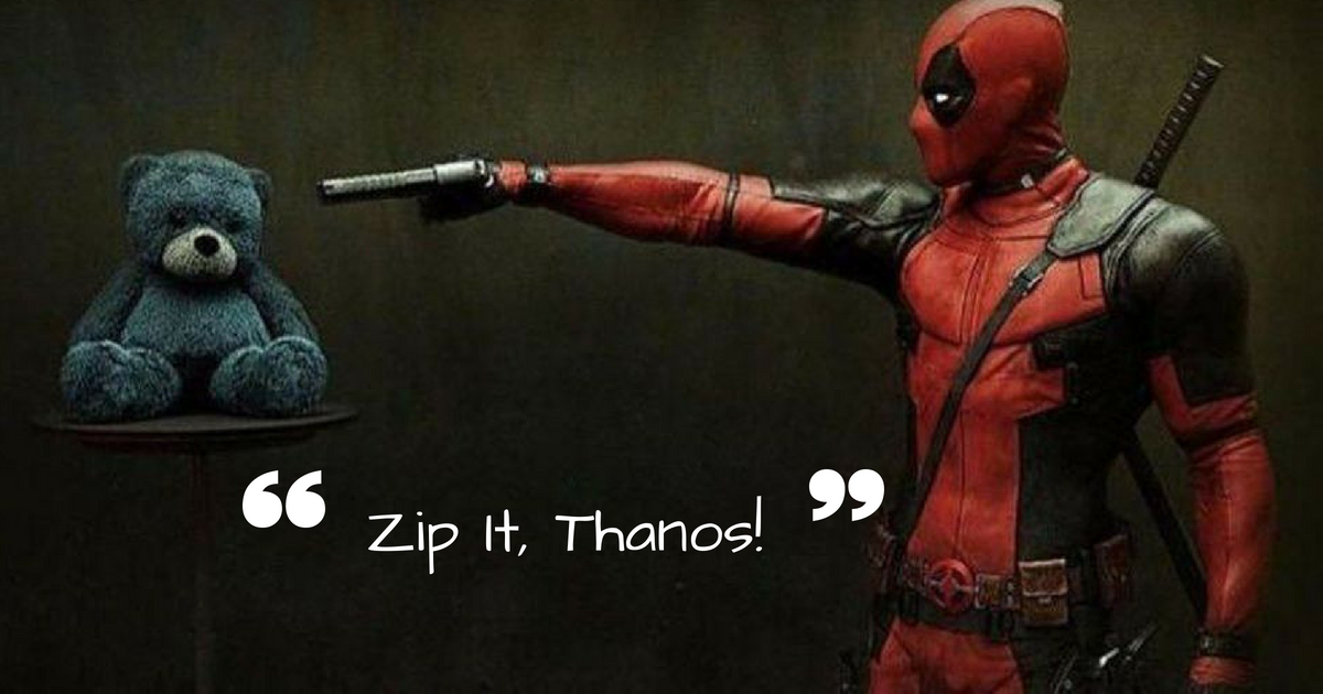 Deadpool 2 Quotes That Will Remain Exceedingly Funny [UPDATED]