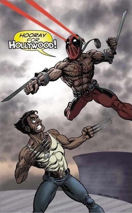 35 Savage Deadpool And Wolverine Funny Images That Will