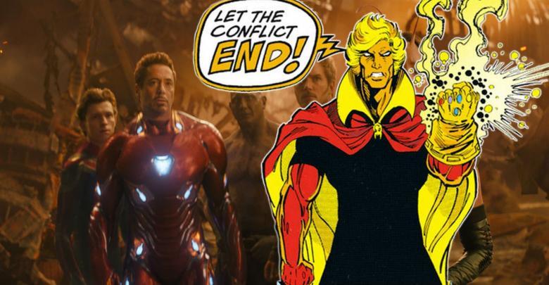 Avengers 4 Directors Adam Warlock