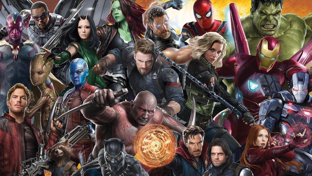 Avengers: Infinity War pepper potts pregent