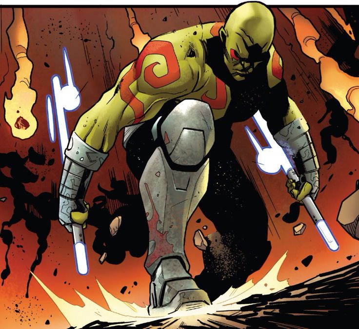 Facts About Drax